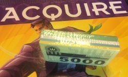 Brand New Shrink-Wrapped Set of Money for the 1999 Hasbro Edition of ACQUIRE