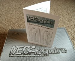 MEGAcquire Stock Price Extension Booklet