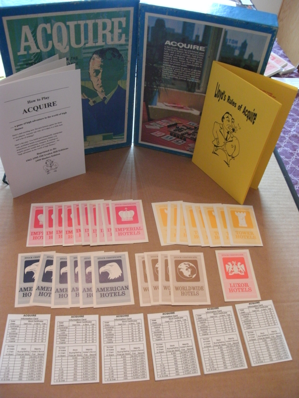 1963 World Map Conversion Kit