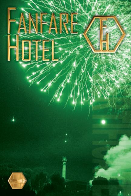 MEGAcquire GOLD Fanfare Hotel Stock Certificate