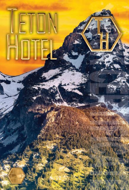MEGAcquire GOLD Teton Hotel Stock Certificate